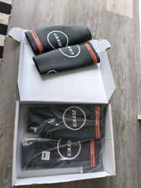 Open water swimming calf sleeves