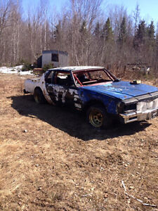 late 70's impala street stock roller for sale