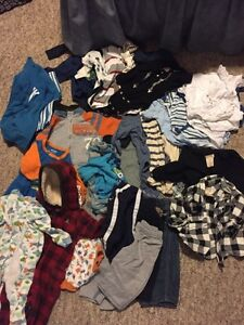 Lot baby boy clothes 3-6 months