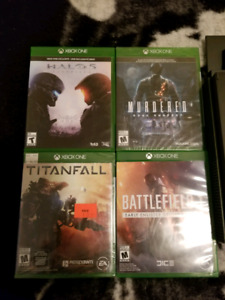 X Box 1 S Battlefield special edition and games for $300 OBO