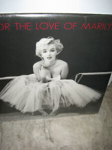 FOR THE LOVE OF MARILYN 2001 CALENDER