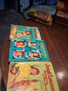 Vintage... the Lennon sisters..1960... 3 books for $10