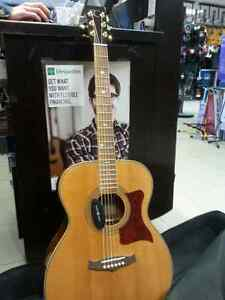 Tanglewood Guitar and accessories