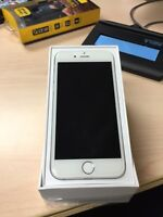 IPHONE 6 16 GB WHITE & SILVER
