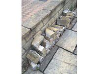 Free bricks/stones