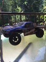 Traxxas Slash 1:10 Scale 2wd VXL Brushless Waterproof RC Truck
