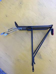 Bike rear rack/carrier