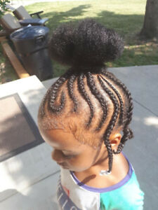 Braids, weaves, crotchet, cornrows