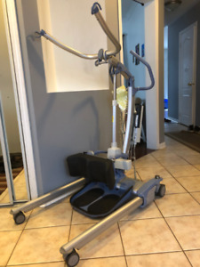 Sit and Stand Hoyer Lift $1250 or OBO