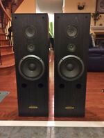 Pioneer 3-Way Slim Towers	CS-J303B