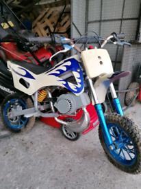 50cc Childs Off Road Motorbike