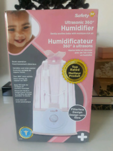 Humidificateur safety 1st