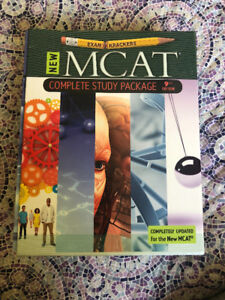 Examkrackers MCAT Complete Study Package (9th Edition)
