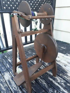 Looking to trade Ashford Country Spinning Wheel