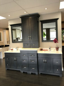 bathroom vanities on S-A-L-E!! Free combination design!!