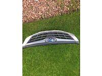 Subaru grill wrx