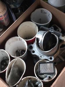 2009 KX250F, bad rod bearing, needs rebuilt Blown Blew London Ontario image 7