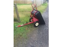 Lawnflite tipper trailer/barrow