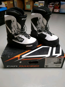 FXR Boots Size 8