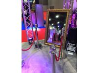 **Special Offer - £300 for 3hrs** Magic Mirror Photobooth Hire in London & Surrounding Areas