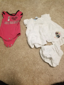 Baby girl 0- 3 months cloths