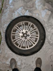 Chrylser 300 rims and tires