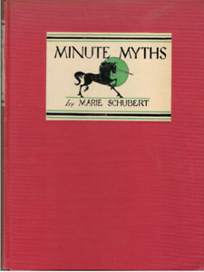 Wanted! Minute myths by Marie Schubert