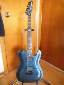 """Squire Fender """"Double Fat Deluxe"""" Telecaster"""