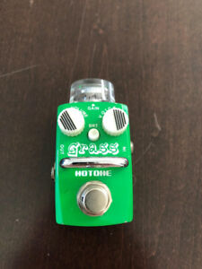 Hotone Overdrive/Boost Pedal