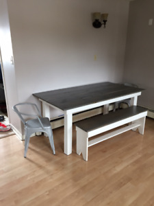 Large Kitchen Table - Wood
