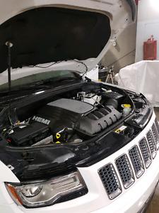 "2014 Jeep Grand Cherokee Summit 5.7 ""obo"""