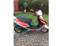 For sale 2006 50cc scooter