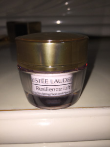 Estee lauder firming face and neck cream and 2 eye creams