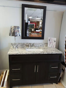 "48""wide Bathroom Vanity Combo - WOW PRICING!"
