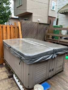 FREE Hot Tub - Down East Spas by Master Spas