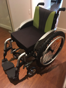 wheelchair brand new