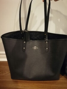 COACH TOTE - REVERSIBLE - BRAND NEW WITH TAG