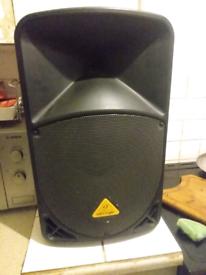 Behringer B112D active loudspeaker