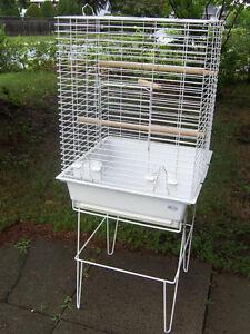 Cage a oiseau pour cockatiel, inséparable, toui, conure ou autre