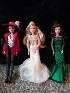 Oz the Great and Powerful Barbies (3)