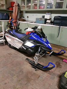 2009 yamaha nytro rtx with low kms