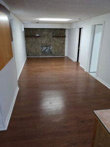 1 Bedroom Legal & Registered Basement Apt - $850