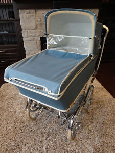 COMPLETE Vintage 1968 Rex Stroll-O-Chair Stroller System -MINT Kitchener / Waterloo Kitchener Area image 10