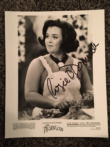 ROSIE O DONNELL AUTOGRAPHED PHOTO