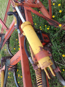 Morris 431 Cultivator parts, drill fill, aeration equip