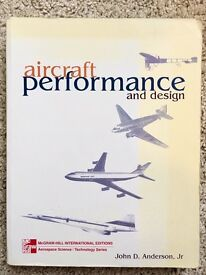 Aircraft Performance and Design - Essential Aeronautical Engineering course book