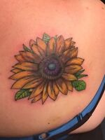 Independent tattoo artist