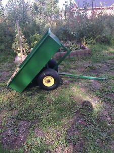 Atv or garden trailer