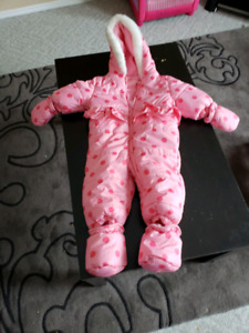 Brand New Condition Size 6-12 Months Snow Suit