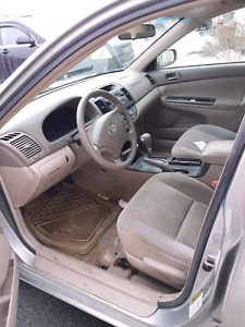 2005 Camry wias